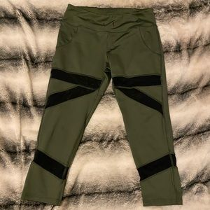Army Green leggings!